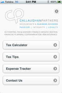 iPhone & Android App | Tax Accountants Sydney & Financial Planners